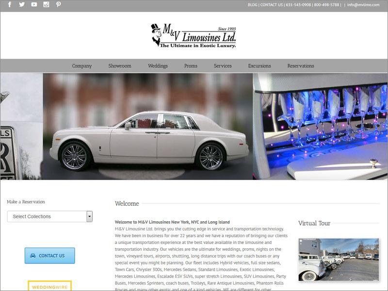 M & V Limousine