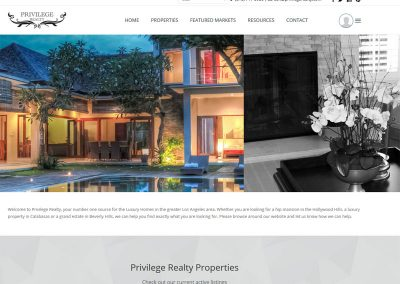 Privilege Realty